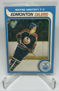 1979-80 OPC O-PEE-CHEE WAYNE GRETZKY **TRIMMED** BUT AUTHENTIC ROOKIE RC SEE PIC