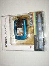 New! Polaroid iS085 Digital Waterproof Underwater  Camera 16.0 MP TEAL