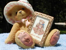 Sylvia A Picture Perfect Friendship Bnib Cherished Teddies