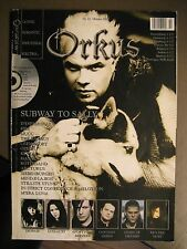 ORKUS 2005 # 10 - SUBWAY TO SALLY D'ESPAIRSRAY HIM MUCC CREMATORY OPETH KMFDM