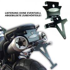 License Plate Holder heckumbau LED Yamaha MT-03 Adjustable Adjustable Tail Tidy
