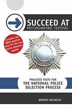 Good, Succeed at Psychometric Testing: Practice Tests for National Police Select