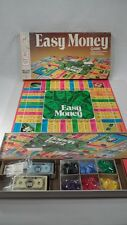 1974 Milton Bradley Easy Money Board Game Clean Family Fun Game Night