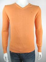Scotch&Soda Pullover Sweater Pull Orange Shirt Neu M