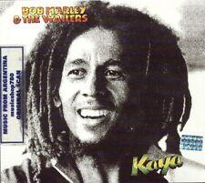 BOB MARLEY & THE WAILERS KAYA 35TH ANNIVERSARY DELUXE EDITION 2 CD SET NEW 2013