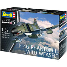 "Revell F-4G Phantom II ""Wild Weasel"" (Scale 1:32) Model Kit 04959 NEW"
