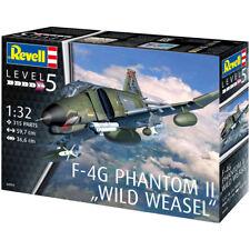 """REVELL F-4G Phantom II """"Wild Weasel"""" (échelle 1:32) Model Kit 04959 New"""
