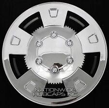 "4 CHROME Colorado Canyon 15"" 6 Lug Wheel Skins Hub Caps Aluminum Rim Full Covers"