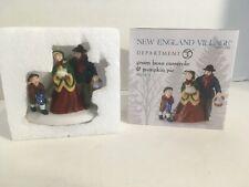 Dept 56 New England Village Green Bean Casserole & Pumpkin Pie #4025273