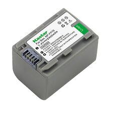 1x Kastar Battery for Sony NP-FP70 FP71 DCR-HC24 DCR-HC26 DCR-HC27 DCR-HC28