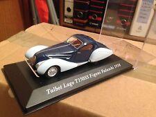 1938 Talbot Lago T150SS Coupe Figoni Falaschi - IXO ALTAYA 1/43
