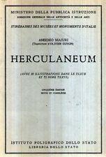 N61 Hercolaneum Maiuri Libreria dello Stato 1976