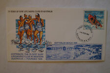 Day Cover - Australia - 1981 - 75 Years of Surf Life Saving Clubs