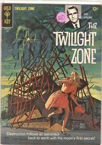 The Twilight Zone # 16  1966