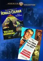 Bulldog Drummond Double Feature [New DVD] Full Frame