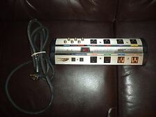 Monster Cable HTS1000 Home Theater Power Center Surge Protector Tested and works