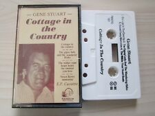 GENE STUART 'COTTAGE IN THE COUNTRY' CASSETTE, RAINBOW RECORDS IRELAND, TESTED.