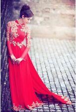 Ao dai cuoi, ao dai co dau, Vietnamese traditional long wedding dress with pants