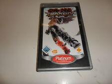 PLAYSTATION PORTABLE PSP Tekken: DARK Resurrection PLATINUM []
