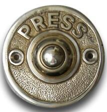 Solid Brass Door Bell Push Button