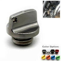 19MM CNC Aluminum Alloy Modified Motorcycle Bikes ATV Fuel Gas Cover Tank Cap