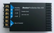 New listing Pair Boston Acoustics ProSeries Neo 4tX Car Speaker Crossover