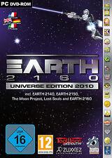 EARTH 2160 Universe Edition [PC Download] - Multilingual [EN/FR/DE/IT]