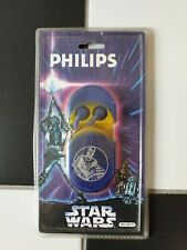 Vintage 1997 Star Wars Philips SBC HE135 ear buds sealed package