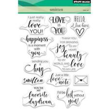 Penny Black Clear Stamps - Smitten 30-455