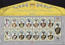 Malaysia 2017 Agong Special Edition MNH