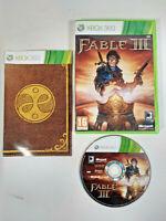 Fable III Microsoft Xbox 360, 2010 - FREE UK POST