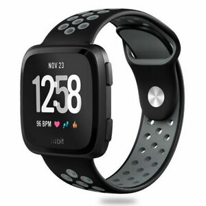 For Fitbit Blaze Silicone Replacement Wristband Sport Wrist Strap Watch Band