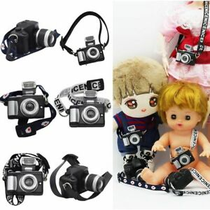 Doll Toys Camera Mini Simulation Cameras Kids Birthday Gift Doll Accessories