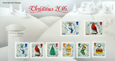 "Great Britain- 2016- ""Christmas""- Presentation Pack"