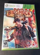 BioShock Infinite [ First Print ]  (XBOX 360 / XBOX ONE Compatible) NEW