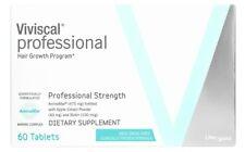 VIVISCAL PROFESSIONAL HAIR GROWTH FORMULA (60 TABLETS) pro strength men women