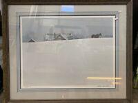 WINTER COAT  - Robert Bateman - SIGNED, LIMITED ED PRINT