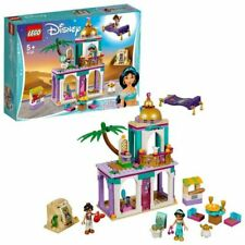 Lego Disney Princess Aladdin and Jasmine's Palace Adventures (41161)