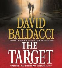 Will Robie: The Target 3 by David Baldacci Audio Book CD 8-Disc 2014 Abridged