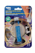NEW! APHA FRY Flo-Temp Lead Free Rosin Core Solder & Dispenser 51945