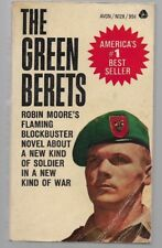 THE GREEN BERETS  Novel about A New Kind of Soldier in a New Kind of War