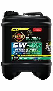 Penrite Enviro+ 5W-40 Engine Oil 10L