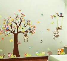 Kinderzimmer-Wandtattoos & -Wandbilder mit Tier-Thema fürs ...