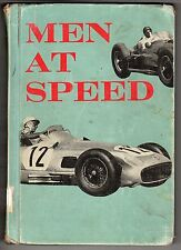 1966 Men at Speed by Kenneth Rudeen