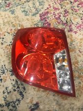 2006 Suzuki Forenza Driver Left Side Used Tail Light B843
