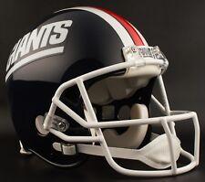 NEW YORK GIANTS 1976-1979 NFL Riddell AUTHENTIC Throwback Football Helmet