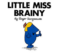 Little Miss Brainy By Roger Hargreaves/Paperback/Used/Childrens Book