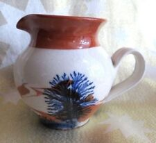 Brown Decorative British Art Pottery