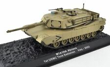 1er bataillon réservoir USMC-irak 2003.. M1A1HA Abrams..... métalliques armée collection