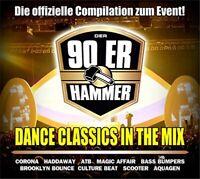 DER 90ER HAMMER: DIE OFFIZIELL   CD NEU